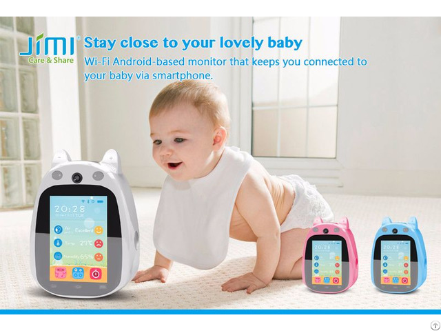 Jh168 Lucky Cat Wireless Baby Monitor