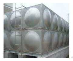 Hot Selling Stainless Steel Water Tank