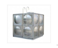 Stainless Steel Water Vertical Tank