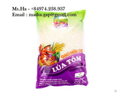 Fragrant Jasmine Rice Vietnam 5% Broken Long Grain