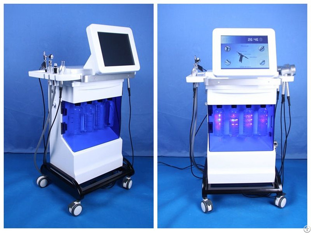 Hydrofacial Machine Skin Rejuvenation Hydra Peel Device Spa990