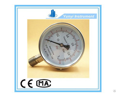 Stainless Steel Pressure Guage