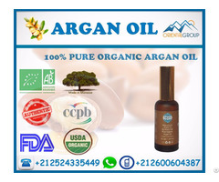 100% Pure Organic Argan Oil Producer In Morocco