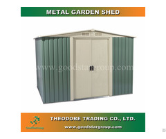 Good Star Group Metal Garden Shed Kits Portable Building