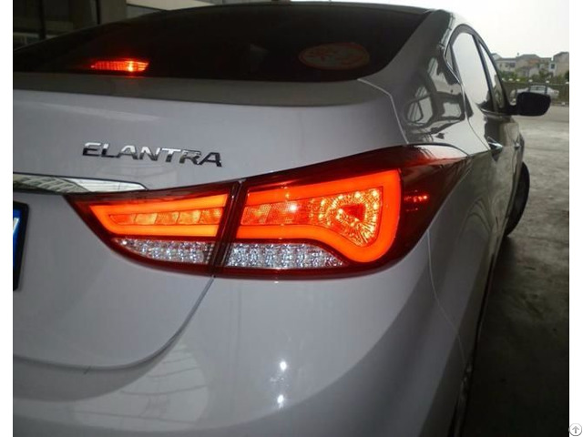 Hyundai Avante Update Model Tail Lamp