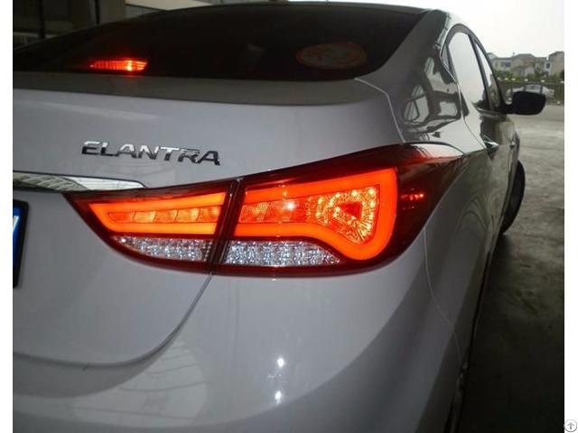 Hyundai Avante Update Model Tail Lamp