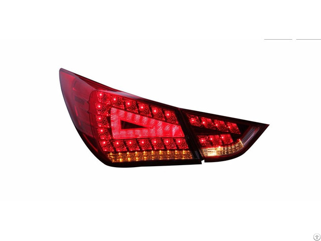 Hyundai Sonata8 Benz Style Tail Lamp
