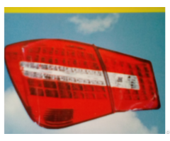 Chevrolet Cruze Led Style Tail Lamp