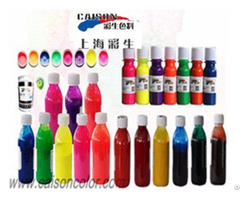Chinese Pigment Paste Factory Shanghai Caison