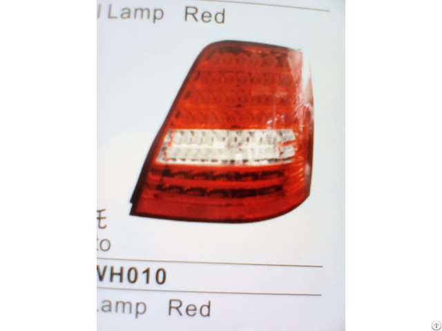Kia Sorento Tail Lamp