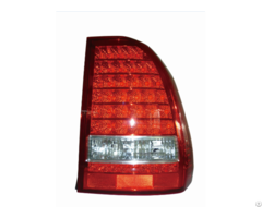 Kia Sportage Tail Lamp