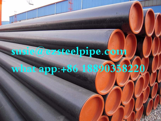 Erw Steel Pipe Tube For Distribing Heating