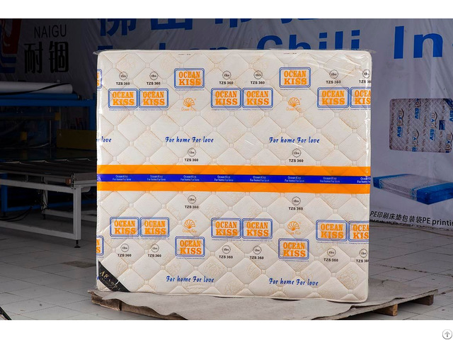 China Naigu Manufacture Mattress Packing Plastic Film
