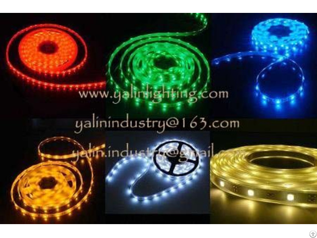 Rgb Holiday Led Strip Ribbon Light Decoration 5050smd