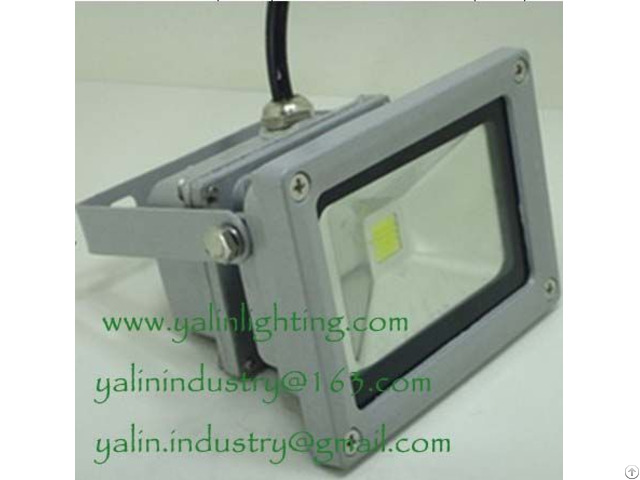 Waterproof Ip65 10w Exterior Led Floodlight For Garden Park Lighting