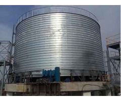Silo For Coal Storage