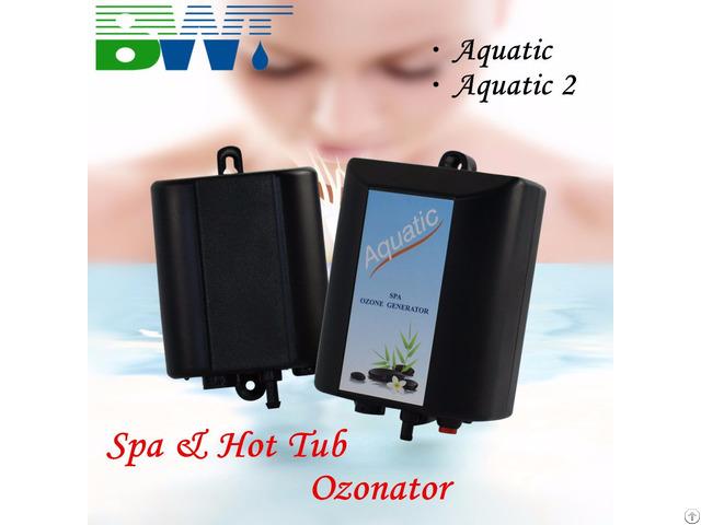 Mini Bathtub Spa Ozone Generator Cleaning Water Care Skin Ozonator
