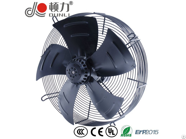 Ac Axial Fan 16inches External Rotor Motor Powered Ywf A4s 400s 5