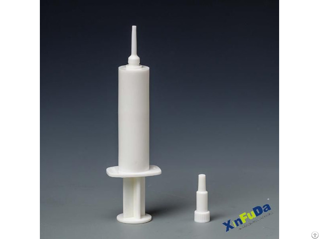 Plastic Intramammary Syringe Injectors For Cow Mastitis