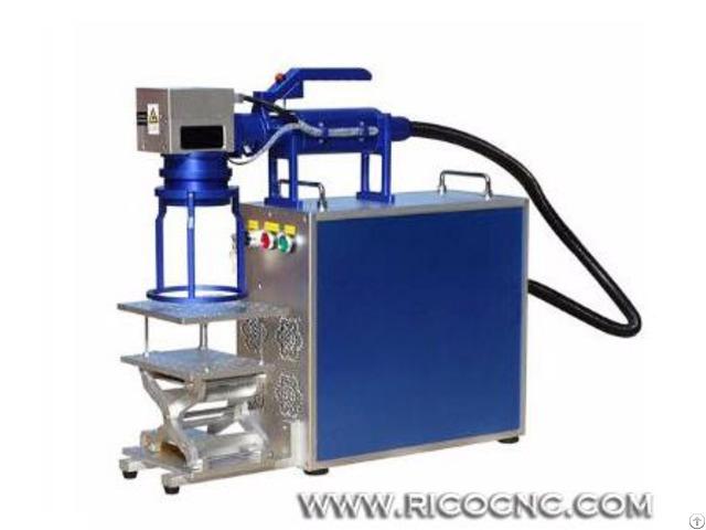 Handheld Portable Mini Fibre Laser Marking Machines