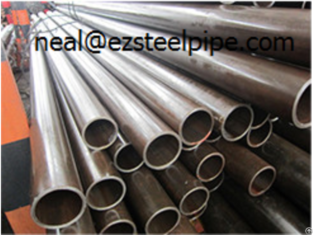 Din 17175 St35 8 High Pressure Used Carton Steel Boiler Tube Pipe For Superheater And Reheater