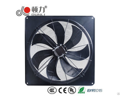 Ac Axial Airflow Fan 28 Inches External Rotor Motor Powered Ywf A6t 710s