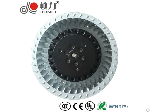 Ac Centrifugal Forward Curved Fan 5 In External Rotor Motor Powered Ywf F2s 120