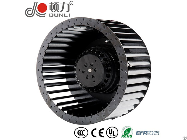 Ac Centrifugal Forward Curved Fan 9 In External Rotor Motor Powered Ywf F4s 225