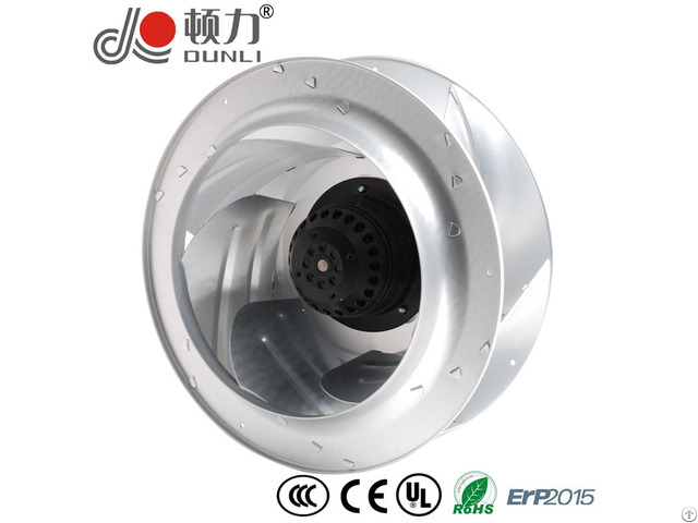 Ac Centrifugal Backward Curved Fan 16 In External Rotor Motor Powered Ywf B2s