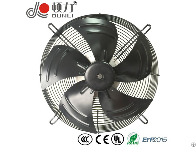 Ec Axial Fan 12 In Flow External Rotor Motor Powered Ec92 A300