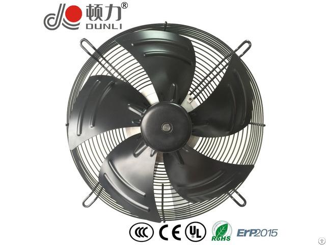 Ec Axial Fan 12 In Flow External Rotor Motor Powered Ec92 A300