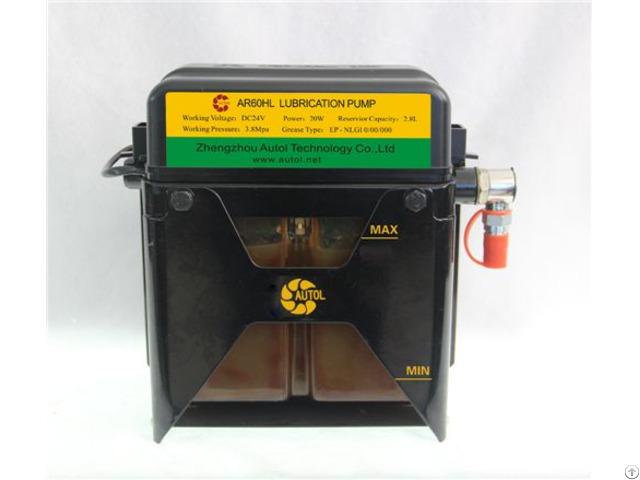 Alp60 Series Lubrication Grease Pump