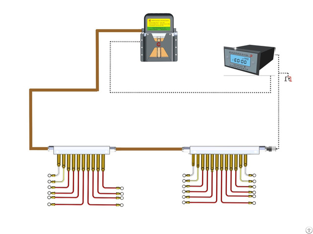 Centralized Lubrication System Ar60 Series