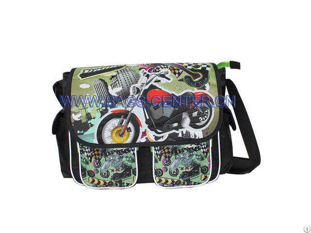Dashing Kids Shoulder Bag