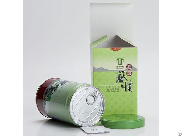 High Mountain Dark Oolong Tea From Taiwan