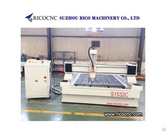 Stone Cnc Router Marble Cutting Machine Granite Engraving Tool S1325c