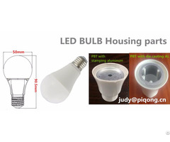 Factory Price 5w 7w 9w Plastic Al Housing Parts Led Bulb With Good Quanlity