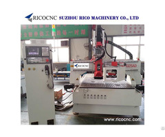 Wall Panels Cutting Machine Wood Cnc Router Atc1325ad