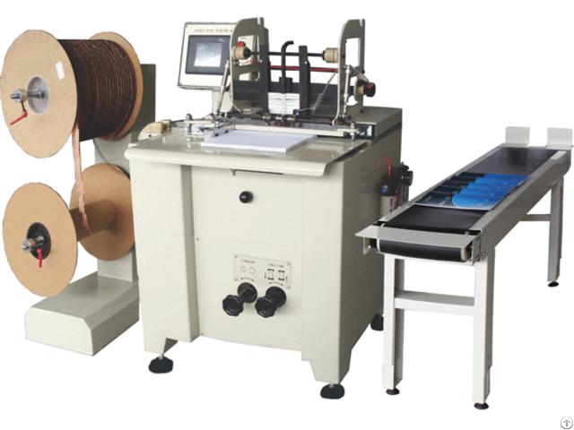Double Wire Binding Machine For Calendar