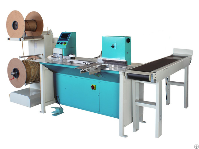 Double O Wire Binding Machine Made In China