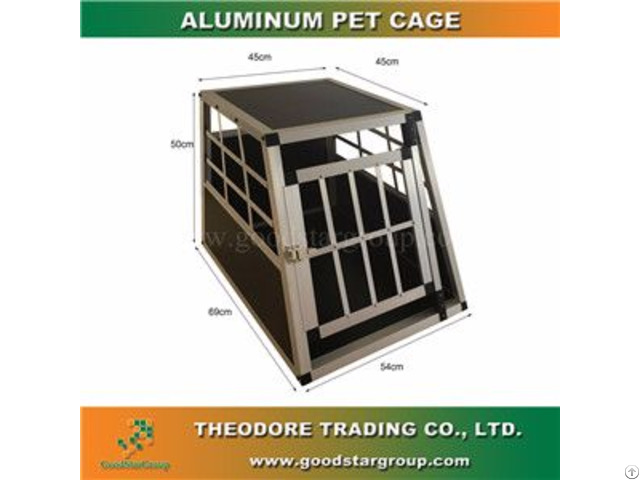 Good Star Group Pet Crate Single Door Small Size Cage Kennel Travel Carrier