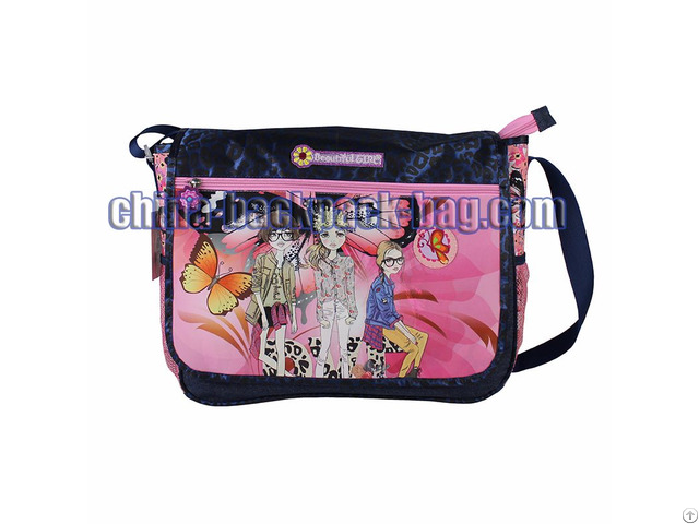 Beauty Child Shoulder Bag