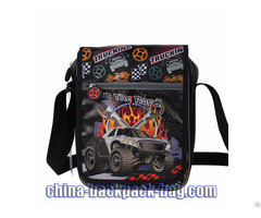Kids Small Black Messenger Bags