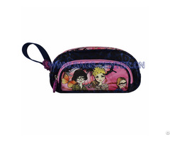 Cartoon Printing Pencil Case