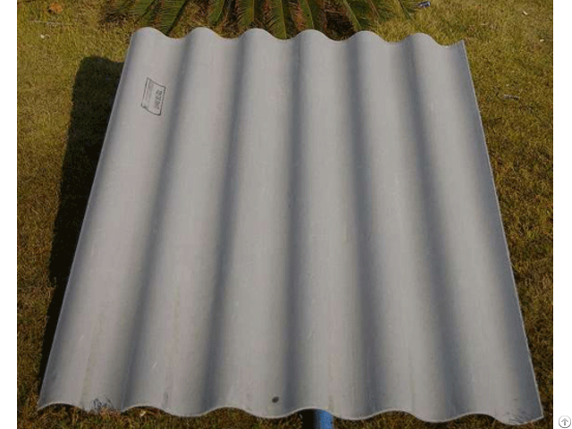 Fiber Roofing Sheet Corrugated Fibre Cement Roof Sheets
