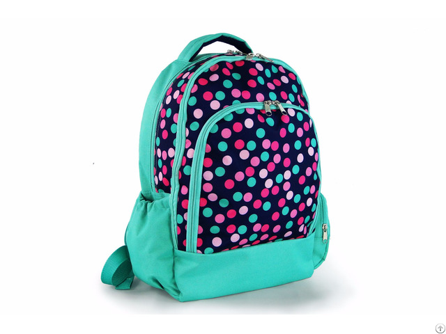 Kids School Backpack Dot