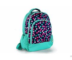 Kids School Backpack Dot
