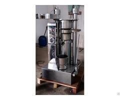 9kgs Hydraulic Oil Presser Machine