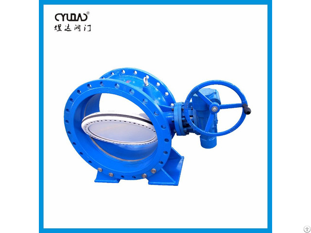 Double Eccentric Resilient Seated Butterfly Valves