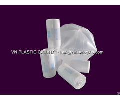 Hdpe Star Seal Bag On Roll
